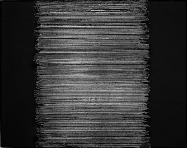 Peinture 175 x 222 cm, 23 mai 2013 © Vincent Cunillère