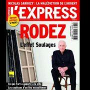 Rodez et le musée Soulages à la une de l'Express