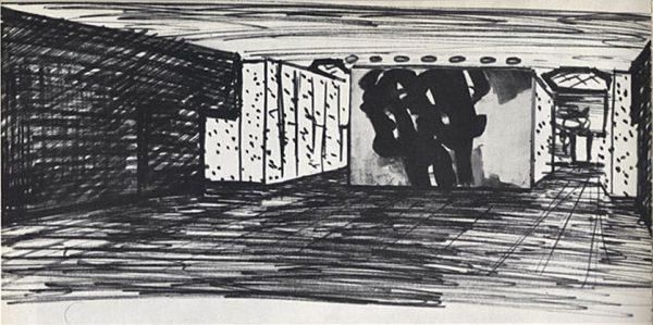 Croquis - ART_INTERNATIONAL XII-2001