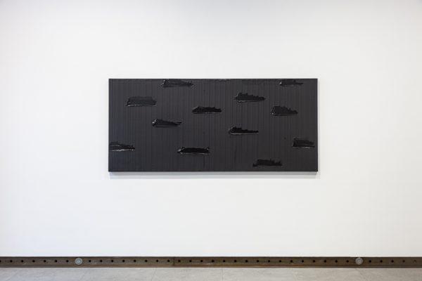 Peinture, 74 x 165 cm, 12 Juillet 2013