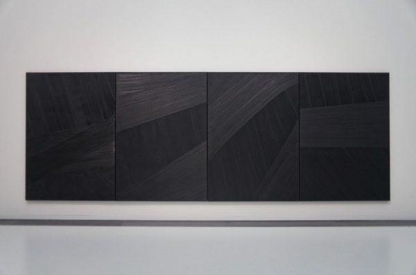 Peinture 222 x 628 cm, avril 1985