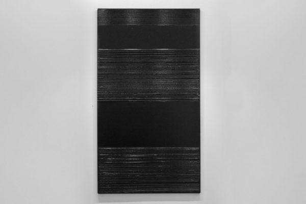 Peinture 324 x 181 cm, 19 février 2005