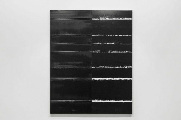 Peinture 300 x 235 cm, 9 juillet 2000