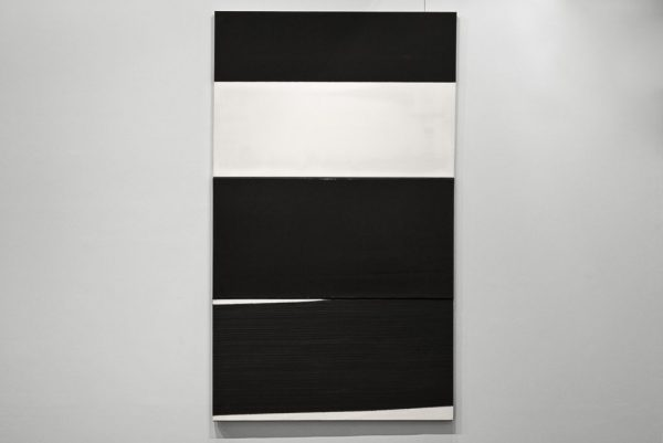 Peinture 305 x 181 cm, 1er septembre 2009