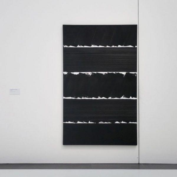Peinture 222 x 137 cm, 9 avril 1997