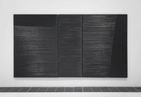 Peinture 222 x 400 cm, 3 mars 1984