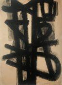 Huile sur papier marouflé, 108 x 75 cm, 1947-13v2