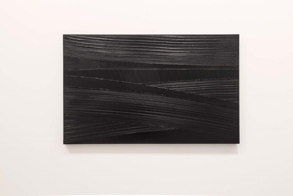 Peinture 81 x 130 cm, 24 janvier 1987