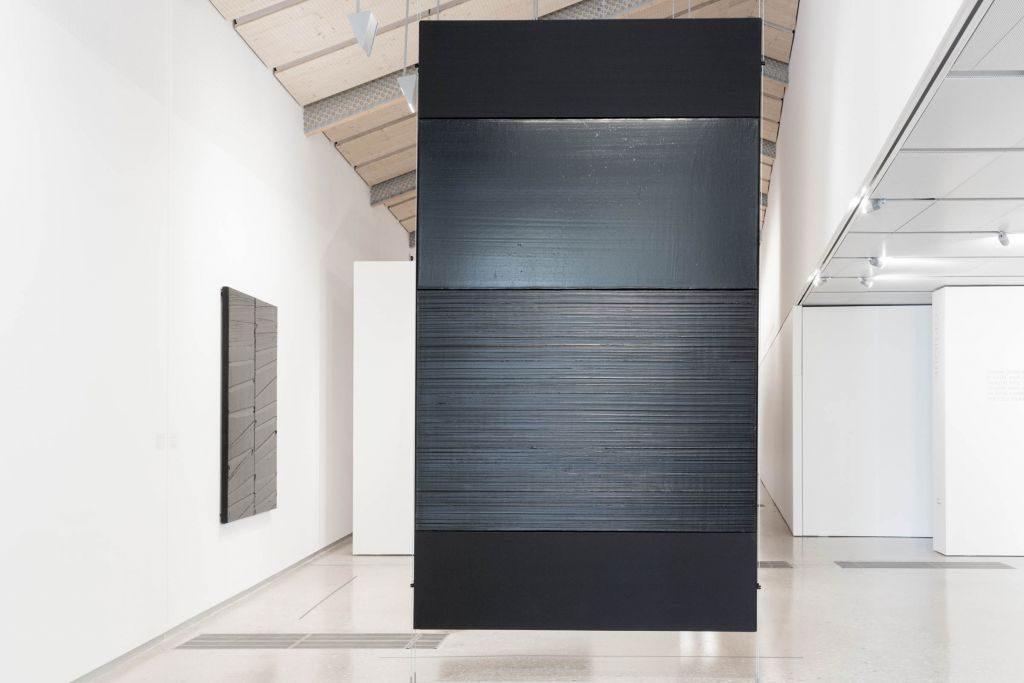 Peinture 324 x 181 cm, 17 novembre 2008
