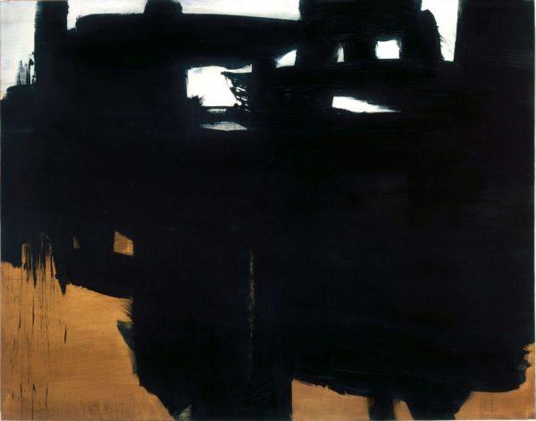 Peinture 159 x 202 cm, 13 septembre 1966