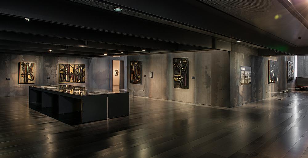 Photothèque du musée Soulages – Rodez © Thierry Estadieu