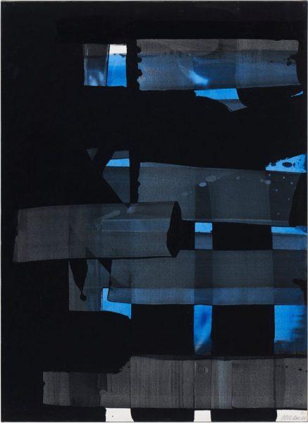 Gouache sur papier – 75,1 x 54.6 cm, 1973 (c) ADAGP, 2018