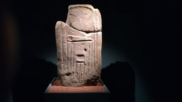 Statue-menhir de la Verrière