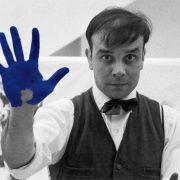 Yves Klein, des cris bleus…
