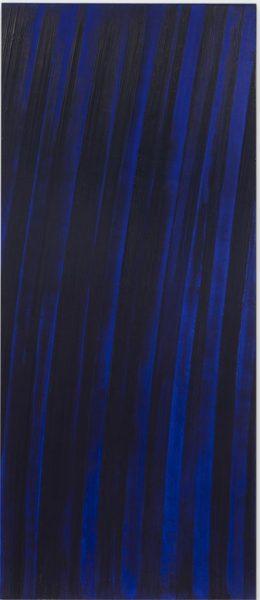 Peinture 222 x 85 cm, 27 mai 1988