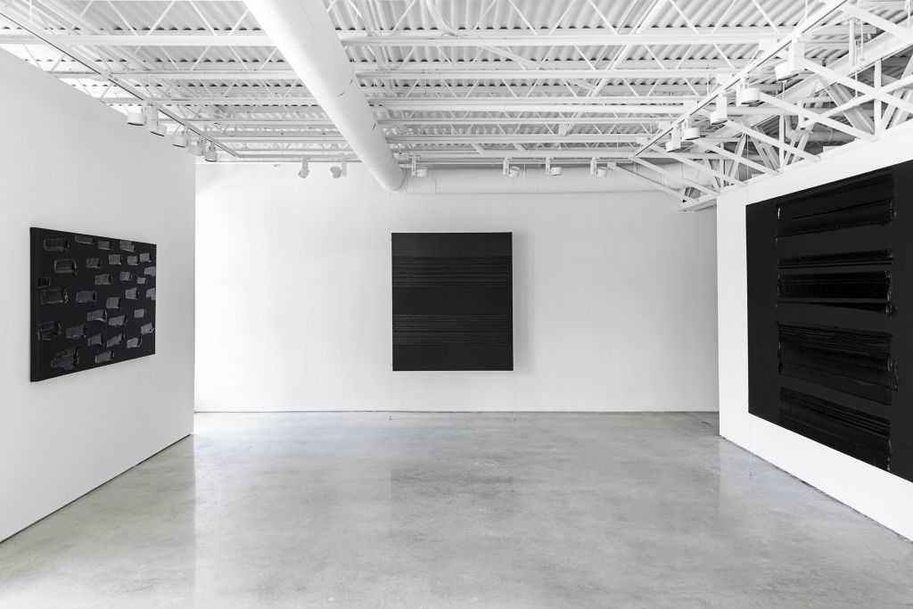 Soulages_Palm Beach 2021_Installation view 01