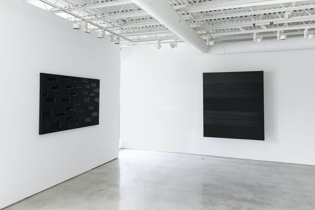 Soulages_Palm Beach 2021_Installation view 02