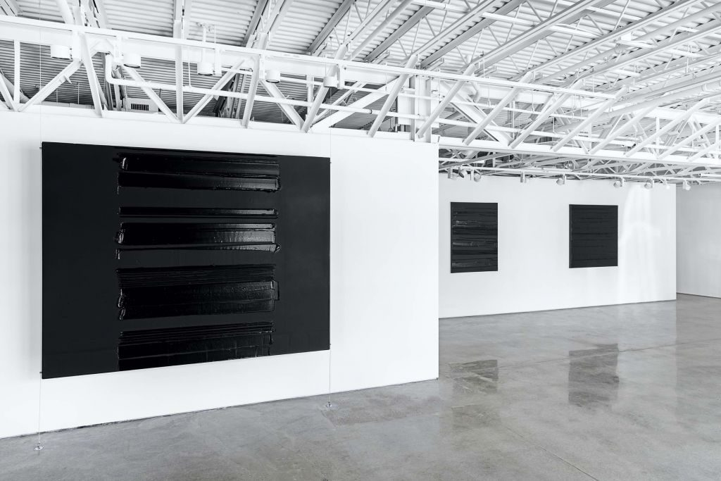 Soulages_Palm Beach 2021_Installation view 03